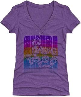 Janis Joplin Women's Shirt - Classic Rock Music Legends - Janis Joplin Texas Rose