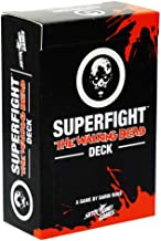 Superfight The Walking Dead : 100 Expansion Cards for the Game of Absurd Arguments | for Young Teens and Adults, 3 or more...