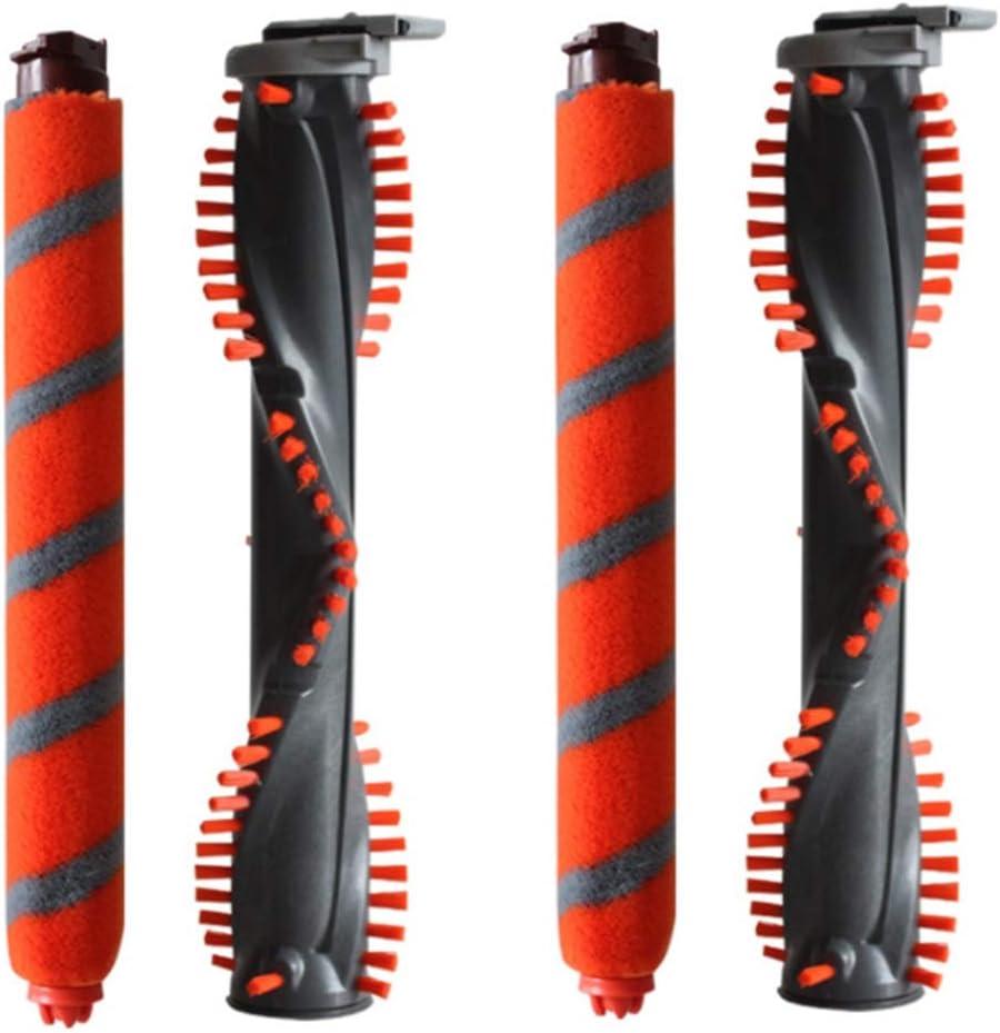 PQZATX Max 43% OFF Soft Velvet Brush Rolling Main Hard Bristles Popular product