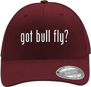 got Bull Fly? - Men's Flexfit Baseball Cap Hat