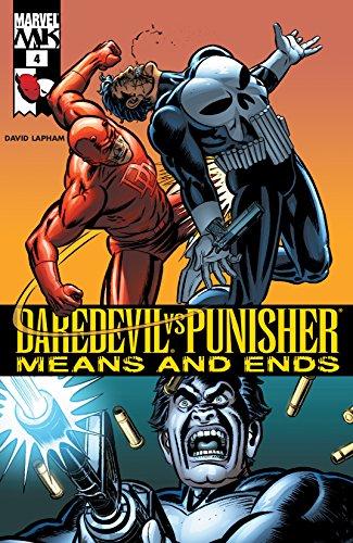 Daredevil vs. Punisher (2005) #4 (of 6) (English Edition)