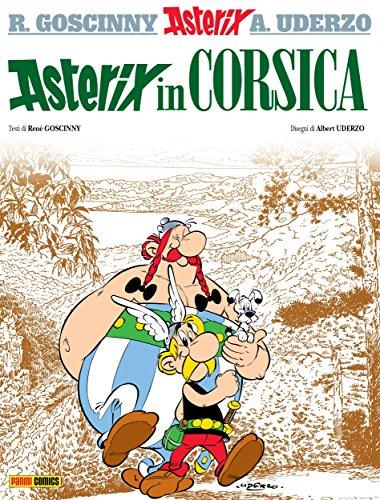 Asterix in Corsica (Italian Edition)