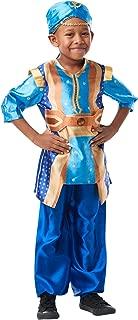 Rubie's Genie Aladdin Disney Live-Action Movie Arabian Book Week Child Boys Costume