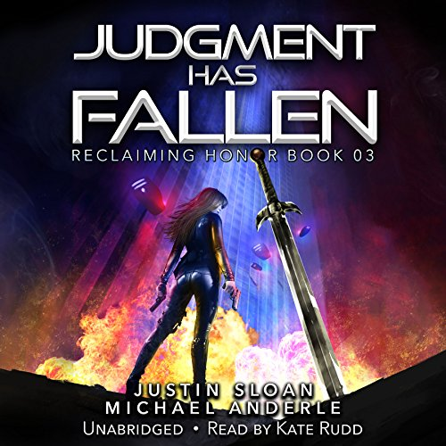 Judgment Has Fallen cover art