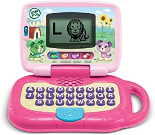 LeapFrog My Own Leaptop Toy Laptop, Pink