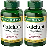 Nature's Bounty Calcio Absorbible de 1200mg