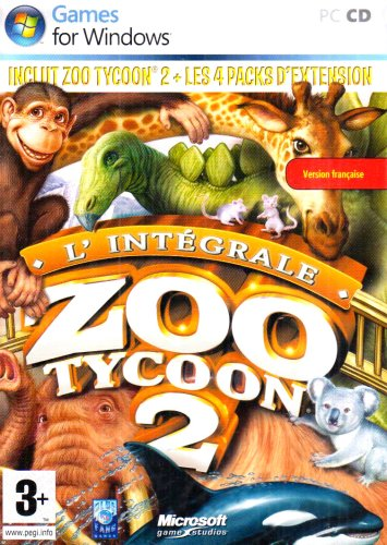 Zoo Tycoon 2: Ultimate Collection [Edizione : Francia]