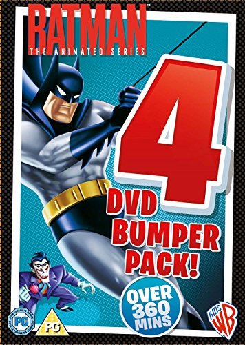 Batman: The Animated Series (4 Pack) [DVD] [1992] [2012]