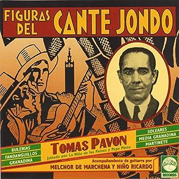 Figuras del Cante Jondo: Tomas Pavon