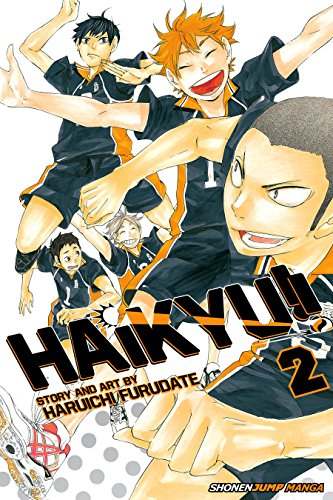 Haikyu!!, Vol. 2: The View From The Top (English Edition)
