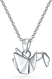 Best origami swan pendant Reviews