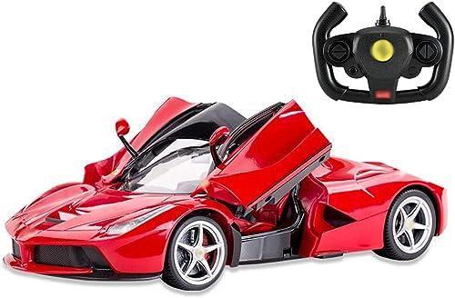 Auto Spielzeugauto der Fernsteuerungs-Auto-Plastikkinder, das laufendes Modell aufl