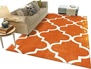 Amazon.fr : tapis salon - Orange