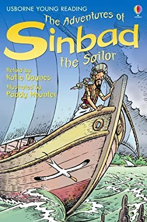 The Adventures of Sinbad (Young Reading (Series 1)) (Young Reading (Series 1)) by Katie Daynes(1905-06-29)