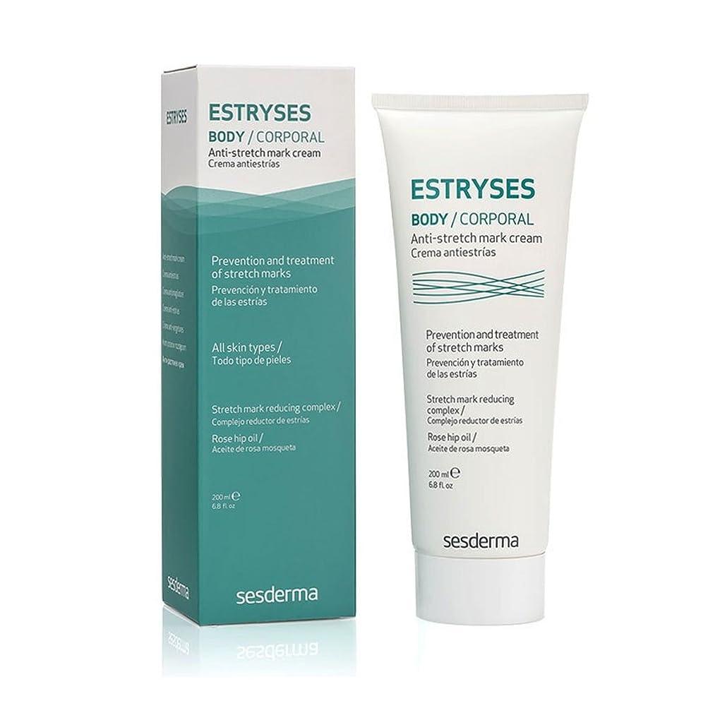 アパル発行する資本主義Sesderma Estryses Anti-stretch Marks Cream 200ml [並行輸入品]
