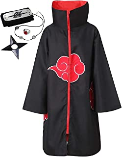 hidden leaf ninja costume