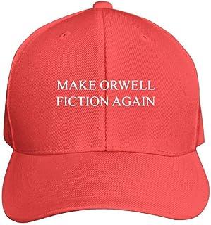 Baseball Cap Make Orwell Fiction Again Soccer Cap Trucker Cap Dad Hat