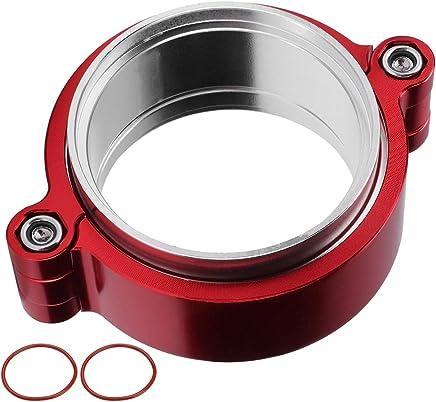 tubo conector acoplador resistente secci/ón 6RD Reductor de tubo de escape de acero templado