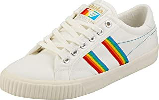 Gola Tennis Mark Cox Rainbow Womens Fashion Trainers