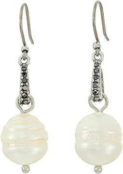 Lucky Brand - Pearl Drop Earrings