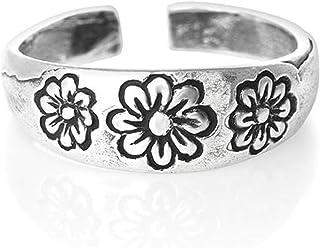 66c14ed6f75b Amazon.es: anillos de flores: Joyería
