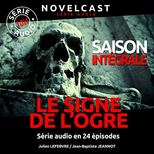 Le signe de l'ogre audiobook cover art