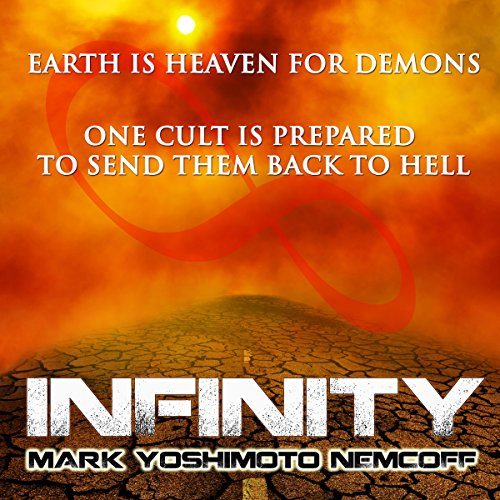 INFINITY audiobook cover art