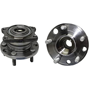 Cross Reference: SKF BR930539, WJB WA512359 512359 2-Pack REAR Driver and Passenger Side Wheel Hub Bearing Assembly for 2006-2009 Cadillac STS V Models ONLY