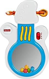 Fischer-Price Core Rock 'N Roll Guitar Dfp21 Musical Toy, 1-2 years Multi Color