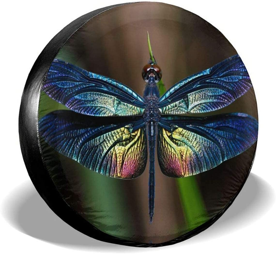 Dealing full price reduction Wings of Dragonflies New Free Shipping Tire Waterproof Cover Universal Camper