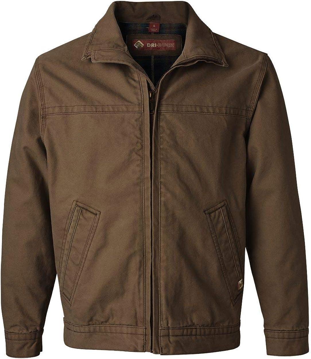 DRI Duck Maverick Blanket Lined Jacket Mens