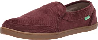 Sanuk Women's Pair O Dice Corduroy Loafer Flat