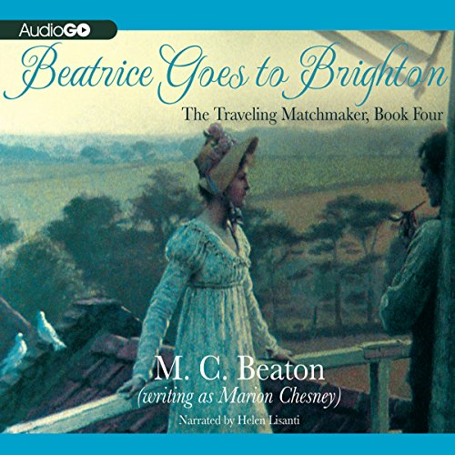 Beatrice Goes to Brighton audiobook cover art