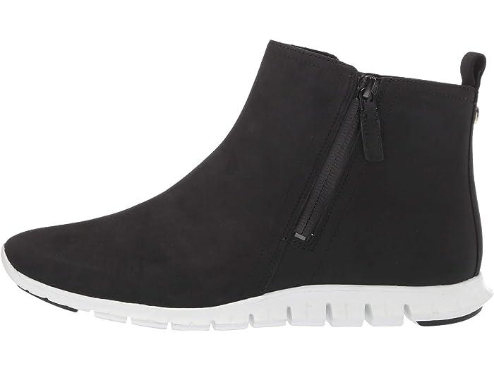 Cole Haan Zerogrand Side Zip Waterproof Bootie - Women Shoes