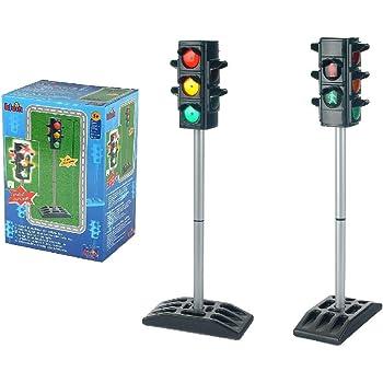 Fun Play Verkehrszeichen Kinder 6tlg Spielzeug Schilder Set