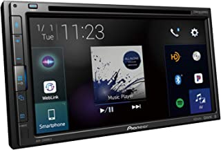 Pioneer AVH-2500NEX in-Dash 2-Din Touchscreen DVD/MP3 Stereo Receiver with Bluetooth, Apple Carplay, and Android Auto Comp...
