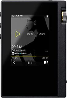 ONKYO Portable Audio Player rubato DP-S1A(B)【Japan Domestic genuine products】