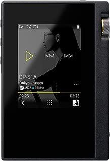 ONKYO DP-S1A デジタルオーディオプレーヤー rubato ハイレゾ対応 ブラック DP-S1A(B) 【国内正規品】