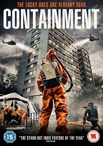 Containment [DVD]: Amazon.it: Lee Ross, Sheila Reid, Andrew Leung, Neil  Mcenery-West, Lee Ross, Sheila Reid: Film e TV