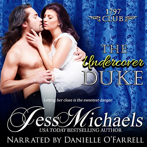 Couverture de The Undercover Duke