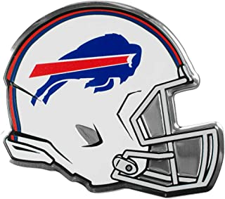 Team ProMark NFL Buffalo Bills Helmet Emblem, Blue, Standard