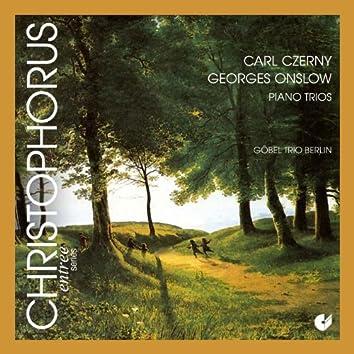 Czerny & Onslow: Piano Trios