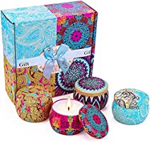 Yinuo Candle Scented Candles Gifts Set for Women