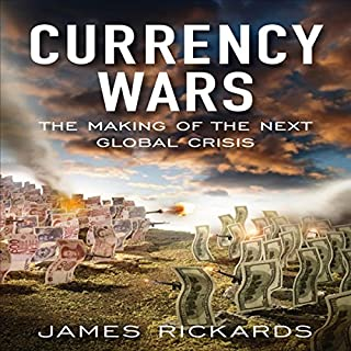 Currency Wars audiobook cover art
