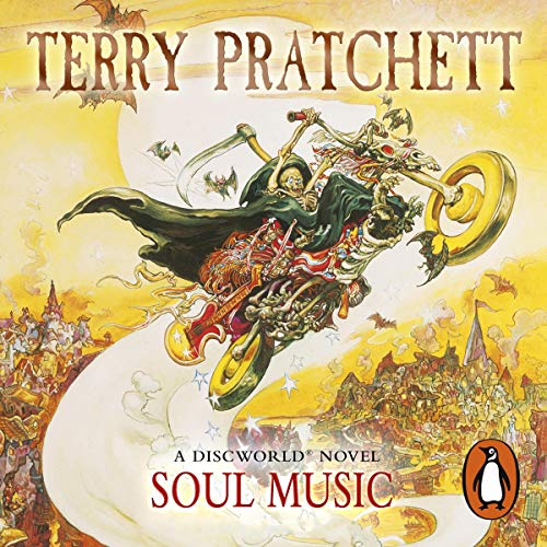 Soul Music Audiobook By Terry Pratchett cover art