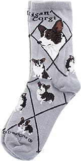 Best tri color corgi socks Reviews