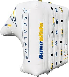 Aquaglide Escalade Inflatable Trampoline Climbing Wall   2M