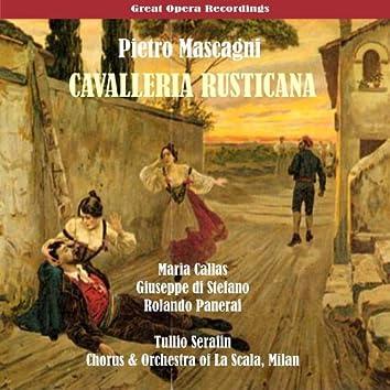 Pietro Mascagni: Cavalleria Rusticana (Callas, di Stefano, Panerai, Serafin) [1953]