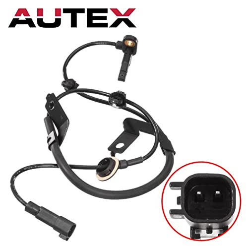 AUTEX Right Front ABS Wheel Speed Sensor 05085822AC compatible w/ 2009 2010 2011 2012 2013