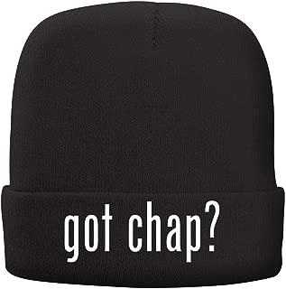 BH Cool Designs got chap? - Adult Comfortable Fleece Lined Beanie